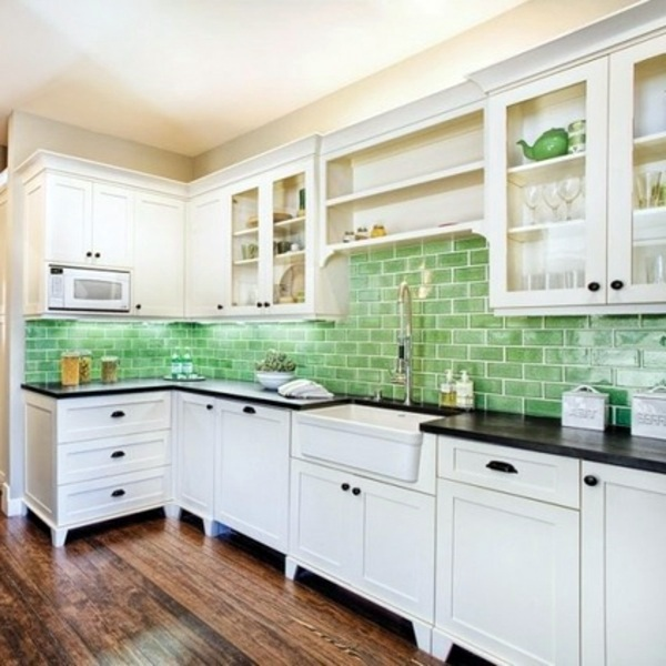 Environmentally Friendly Kitchen Cabinets: 10 Ideas For A Green Kitchen Trend