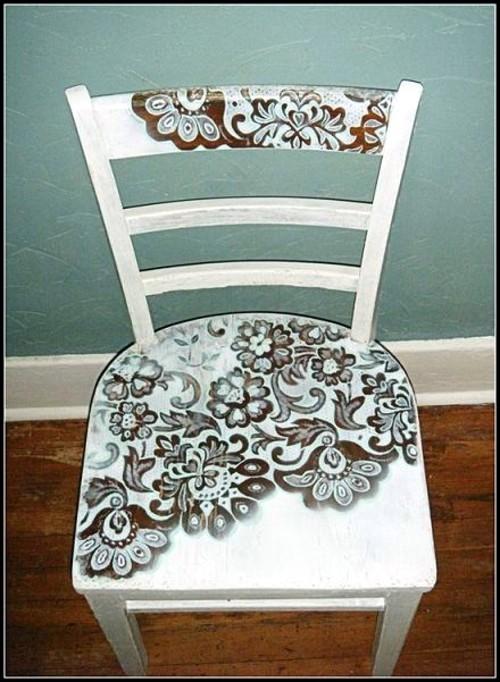 Diy Decorating Ideas For Painted Furniture Interior