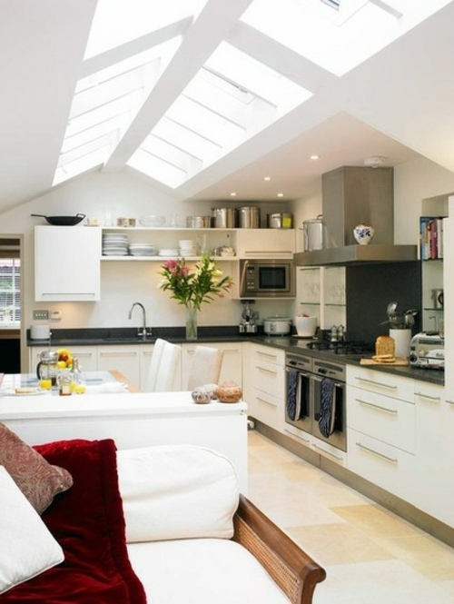 Innenarchitektur How To Bring More Light Into The House Roof Window At Home