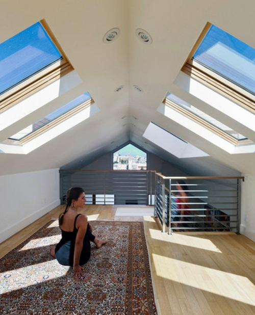 Wohnideen How To Bring More Light Into The House Roof Window At Home