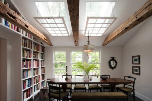 How To Bring More Light Into The House Roof Window At Home