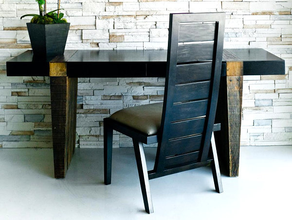 Möbel - Original furniture made from used wood - 12 inspirational ideas for your home
