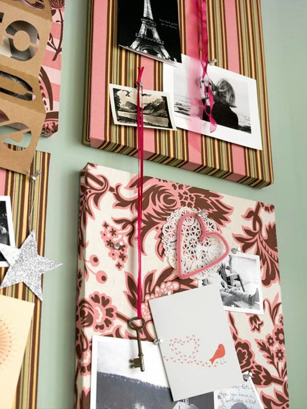 22 Ideas for Valentine's Day decoration at home