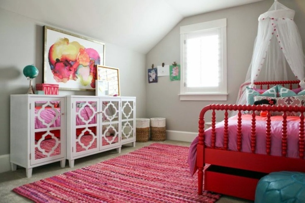 40 color ideas kids - the magic of colors