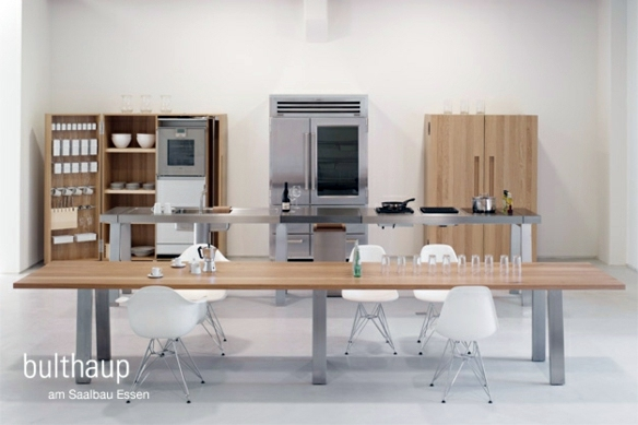 Modern Kitchen Workshop Bulthaup B2 Interior Design