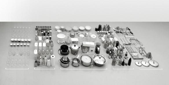 Modern kitchen workshop - Bulthaup b2