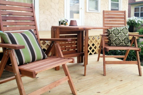 Gartengestaltung - How to make a quiet balcony? - Top Tips and Ideas