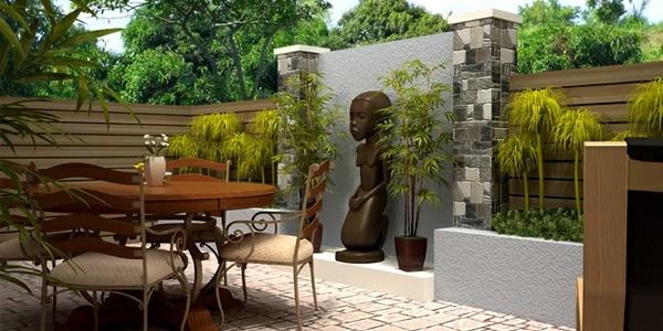 Gartenmöbel Set - How to make a quiet balcony? - Top Tips and Ideas