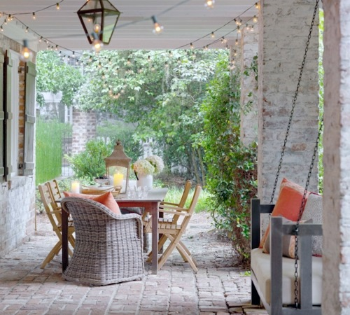 The porch in the summer make - 11 ways you can create the best of it