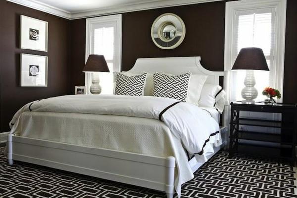 Farben - Wall color brown tones - warm and natural