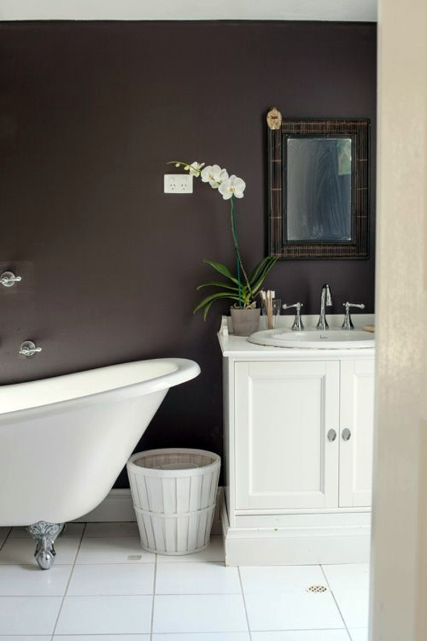 Wall Color Brown Tones Warm And Natural Interior