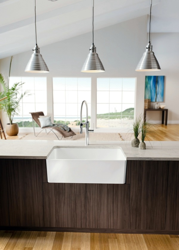 Sinks for the kitchen - easy to clean and surprisingly ...