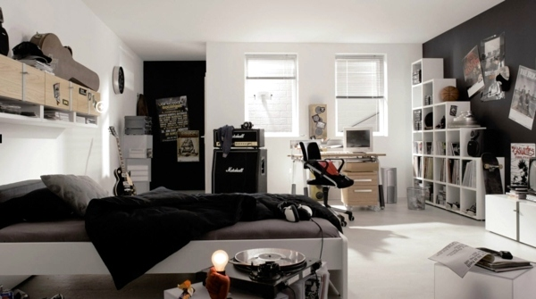Cool Trendy Rooms For Boys Modern Decor