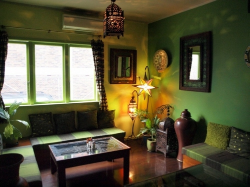 Schlafzimmer Ideen - How can you create romantic lighting at home?