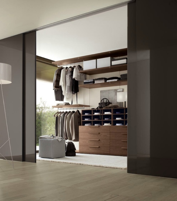 Bedroom Ideas 52 Modern Design Ideas For Your Bedroom: Bedroom Closet Design For Your Modern Interior