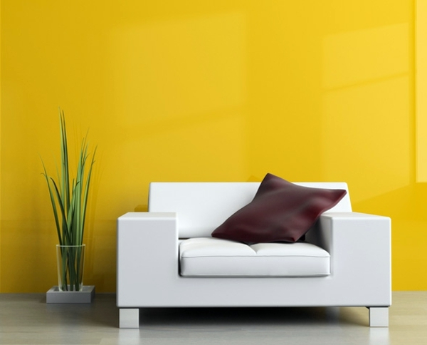 Images of Brightly Coloured Walls