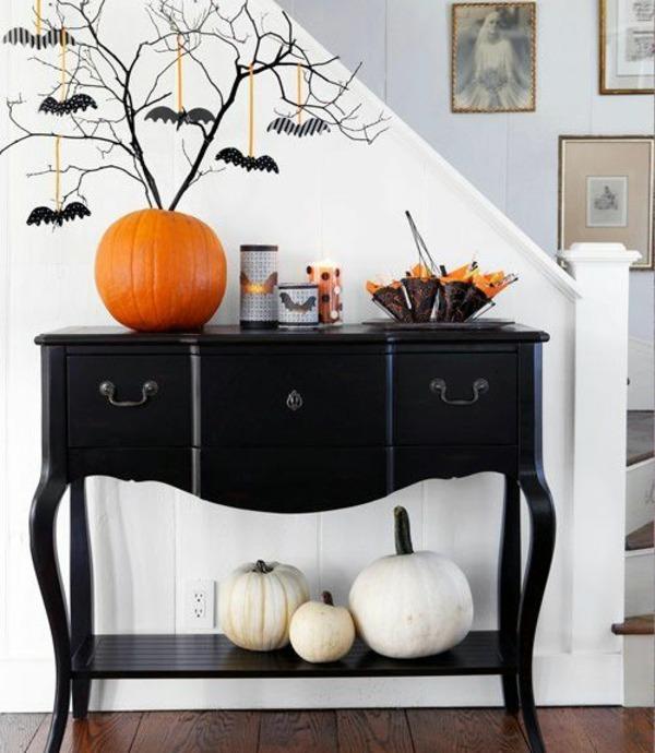 Halloween decoration do it yourself - festive craft ideas