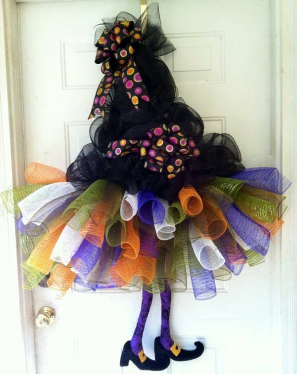 Halloween Decoration Do It Yourself Festive Craft Ideas