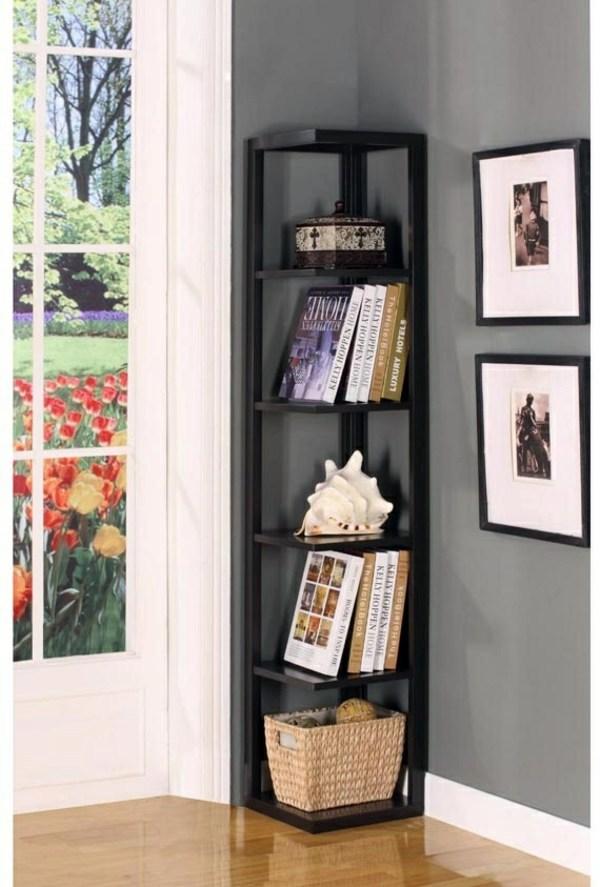 küchenmöbel - Corner shelf for space saving - Ideas for practical organization