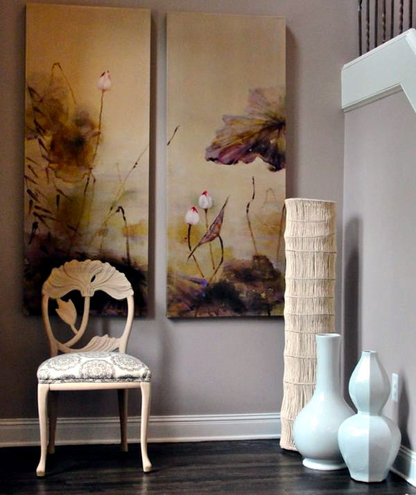 31 Beautiful Floor Vases designs - ideas for your modern, artistically decorated home