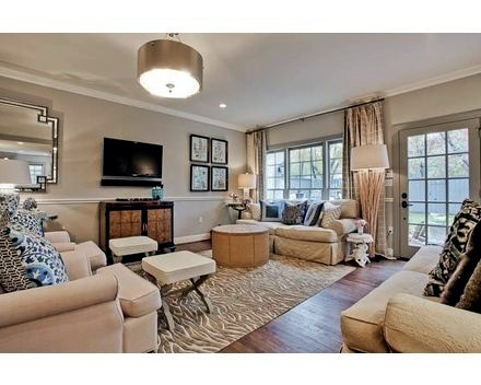 Salle familiale - Decorating ideas for family room
