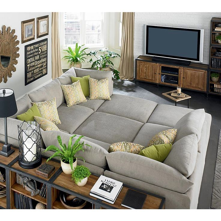 Salon - Decorating ideas for family room