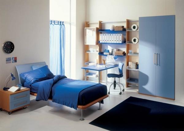 Kinderzimmer gestalten - Make young children -A room full of color and love for a little boy
