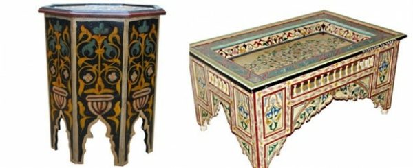 Couchtisch - 15 Oriental Furniture - Moroccan tables