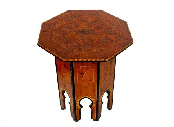 Designer Möbel - 15 Oriental Furniture - Moroccan tables