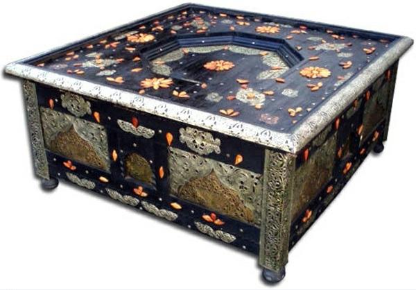 Möbel - 15 Oriental Furniture - Moroccan tables