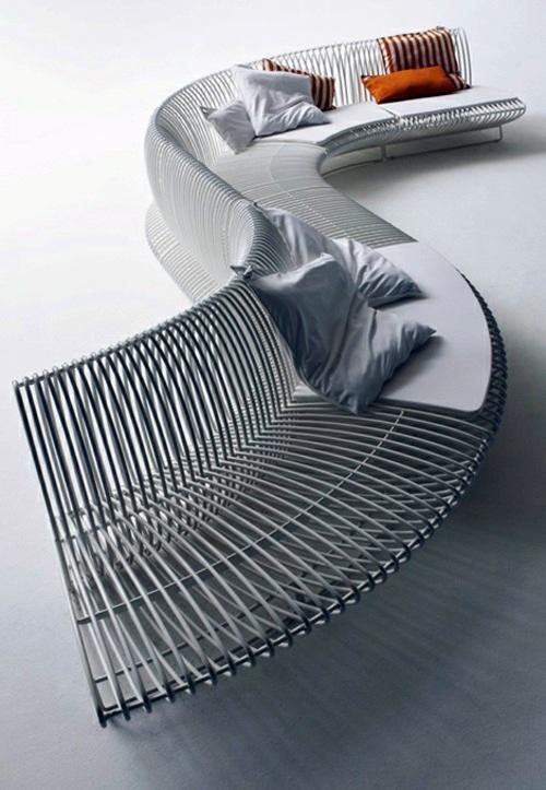 Gartenmöbel - Rattan Garden Furniture Ideas - Design your balcony or garden with designer furniture