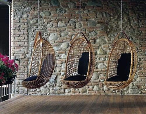 Rattan Garden Furniture Ideas - Design your balcony or garden with designer furniture