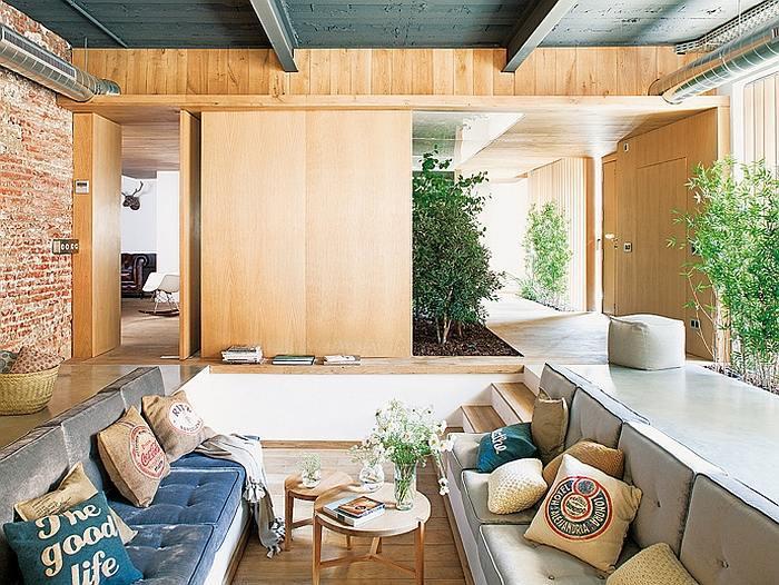 Modern interior design – an impressive apartment in ...