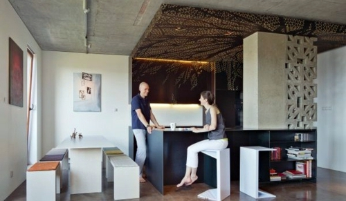 Möbel - Space saving, folding furniture for the small apartment