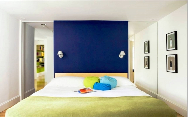 Select bedroom wall color and make a modern feel | Interior ...