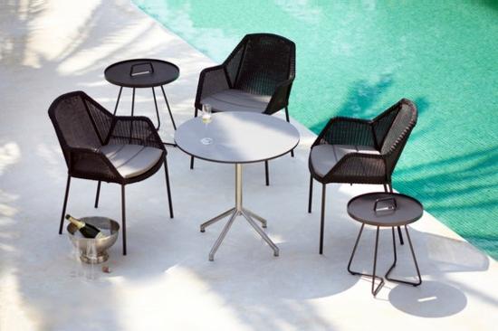 Außenmöbel - Cool garden design - choose the right garden table!
