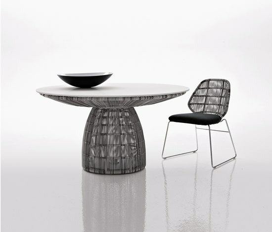 Designer Möbel - Cool garden design - choose the right garden table!