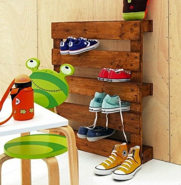 Build shoe rack itself - DIY and furniture ideas
