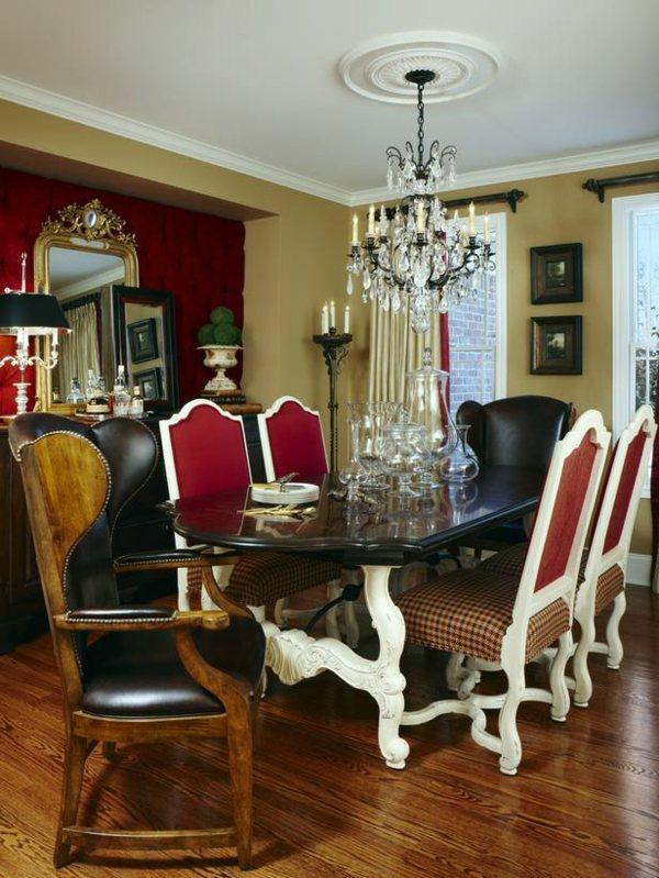 Esszimmer - Dining room design - interior ideas in trend