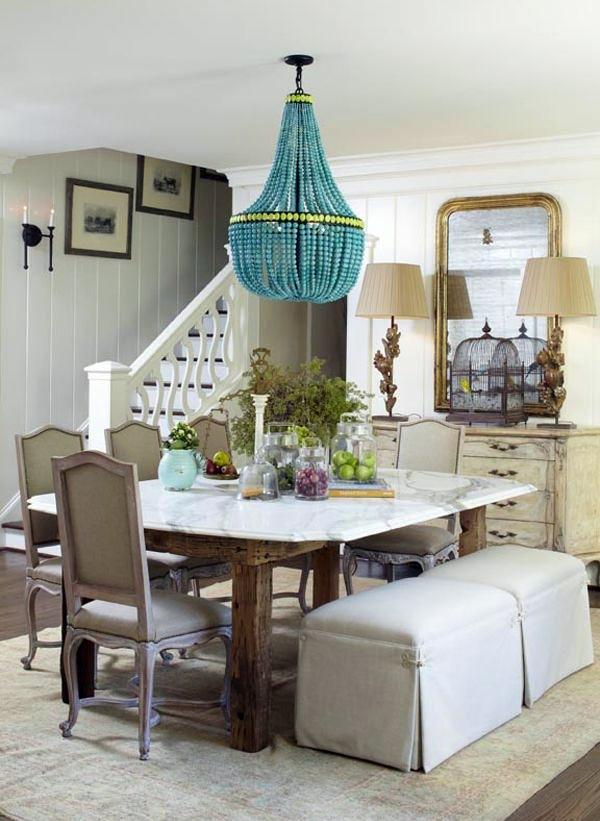 Dining room design - interior ideas in trend