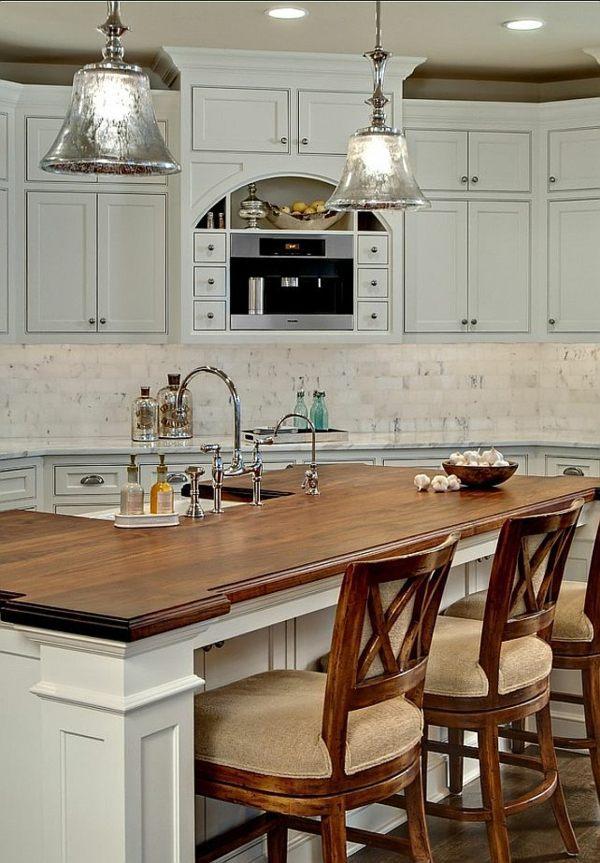 Einrichtungsideen - 30 stylish kitchen designs for modern kitchen
