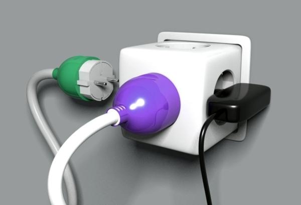 Gadgets - 5 in 1 socket of Relogic