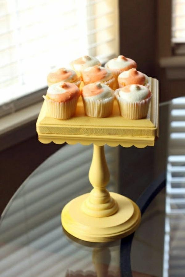 Tortenetagere - amazing DIY cake stand