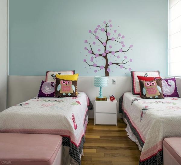 Kinderzimmer - Children's room design - creative ideas in color