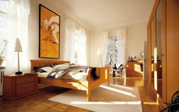 The bedroom completely customize - 12 cozy interiors