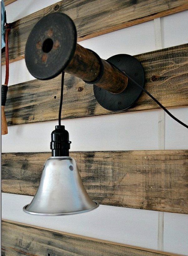 DIY decoration ideas from old materials