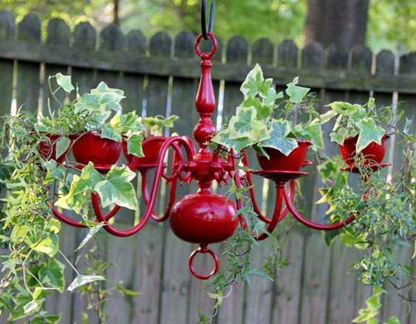Gartenzubehör - On Funny Gartendeko yourself - DIY Planters