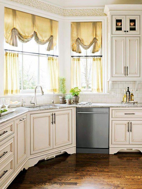 The Right Kitchen Curtains 18 Designs For A Cozy Interior Interior Design Ideas Avso Org