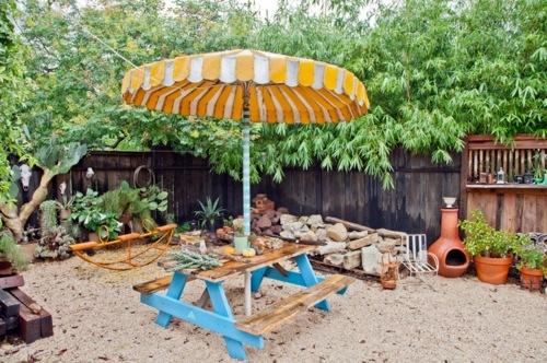 Garten & Pflanzen - The successful garden design requires effort, effort, and a strong desire