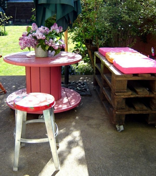 DIY - Do it yourself - 10 Cheap DIY Projects for outdoor use